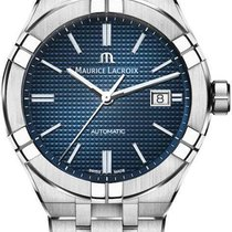 Maurice Lacroix AIKON Steel 42mm Blue