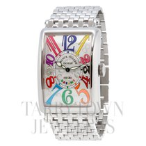Franck Muller Color Dreams Acero 32mm Blanco