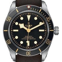 Tudor M79030N-0002 Acier Black Bay Fifty-Eight 39mm