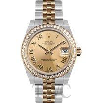 Rolex Lady-Datejust 178383 Gold 2018 nouveau