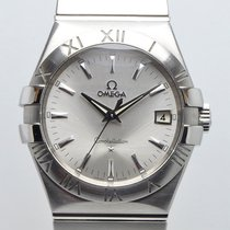 Omega Constellation Quartz Acero 35mm Plata España, Sevilla