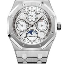 Audemars Piguet Royal Oak Perpetual Calendar Steel 41mm Silver United States of America, New York, New York