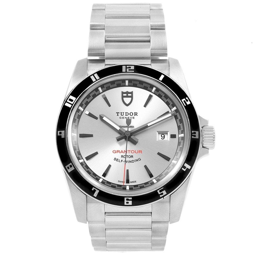 ff500e23447 Tudor Grantour Date Steel - all prices for Tudor Grantour Date Steel  watches on Chrono24
