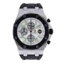 オーデマピゲ Royal Oak Offshore Chronograph Stainless Steel Watch