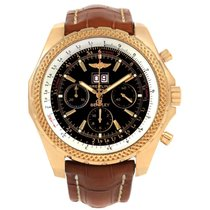 Breitling Bentley 6.75 Yellow gold 48.7mm Black United States of America, Georgia, Atlanta