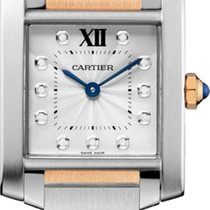 Cartier Tank Française WE110005 new