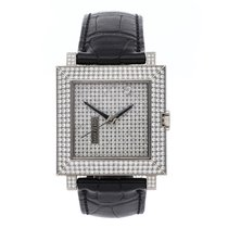 Boucheron White gold 32mm Automatic pre-owned