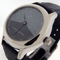 Laurent Ferrier Oro blanco 41mm Cuerda manual FBN 916 usados