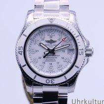 Breitling Superocean II 36 neu 2019 Automatik Uhr mit Original-Box und Original-Papieren A17312D21A1A1/A17312021A1S1