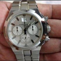 Vacheron Constantin 49140 Steel 2000 Overseas Chronograph 40mm pre-owned