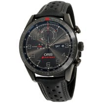 Oris Audi Sport new Automatic Chronograph Watch with original box 01 778 7661 7784