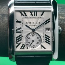Cartier Tank MC Steel 34mm Silver United States of America, Florida, Pompano Beach