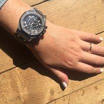 Audemars Piguet 26048SK.ZZ.D002CA.01 Zeljezo 2011 Royal Oak Offshore Lady 37mm rabljen