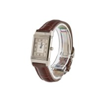 Jaeger-LeCoultre 260.8.47 Steel 2010 Reverso Lady 19mm pre-owned