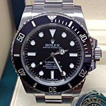 Rolex Submariner (No Date) Steel 40mm Black No numerals United Kingdom, Wilmslow