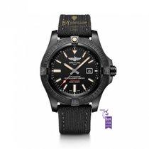 Breitling V17310101B1W1 Titanium 2019 Avenger Blackbird 48mm new