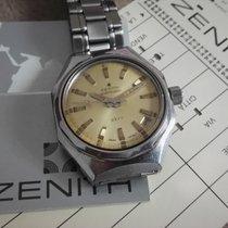 Zenith Zeljezo 37mm Automatika Defy rabljen