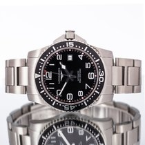 Longines HydroConquest L3.642.4.56.6 2014 pre-owned