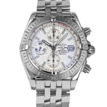 Breitling Chronomat Evolution Steel 44mm Silver No numerals United States of America, Maryland, Baltimore, MD