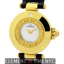 Jaeger-LeCoultre Rendez-Vous 18k Yellow Gold Mother Of Pearl Dial
