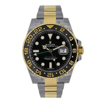 Rolex GMT-MASTER II Steel & 18K Yellow Gold Watch 116713