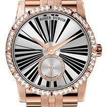 Roger Dubuis Rose gold 36mm Automatic RDDBEX0380 - DBEX0380 new