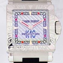 Roger Dubuis 38mm Automatik 2006 gebraucht Silber