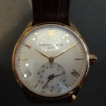Frederique Constant Horological Smartwatch Staal 42mm Romeins