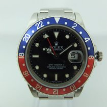 Rolex GMT-Master II Stick Dial Z Series Pepsi 2006