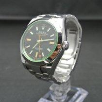 Rolex Milgauss 116400 GV m.Box (Europe Watches)