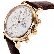 IWC Portofino Chronograph IW391020 2020 новые