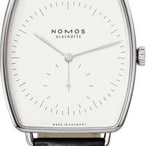 NOMOS Lux White gold 40.5mm White