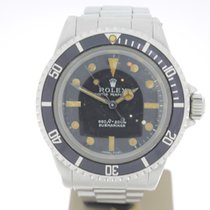 Rolex Submariner NoDate Steel (BOX+4ServicePapers@Rolex) 40mm...