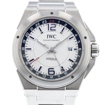 IWC IW3244-04 Steel Ingenieur Dual Time 43mm
