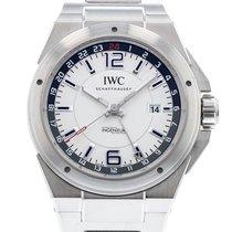 IWC IW3244-04 Steel Ingenieur Dual Time 43mm