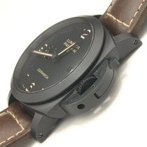 파네라이 Luminor 1950 3 Days GMT Automatic 중고시계 세라믹