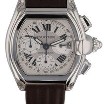 Cartier Roadster pre-owned Steel