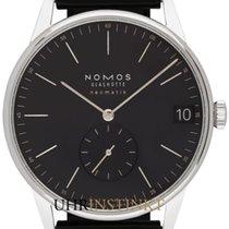 NOMOS Orion Neomatik Steel 40,50mm No numerals