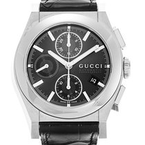 Gucci 44mm Automatic pre-owned Pantheon Black