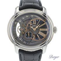 Audemars Piguet Millenary 4101 Aço 47mm Transparente