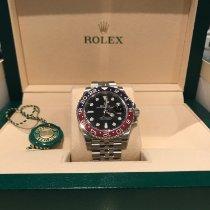 Rolex 126710BLRO Stahl 2018 GMT-Master II 40mm neu Schweiz, Zürich