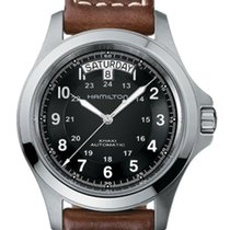 Hamilton Steel 40mm Automatic H64455533 new