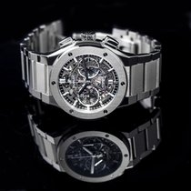 Hublot Classic Fusion Aerofusion new Automatic Watch with original box and original papers 528.NX.0170.NX