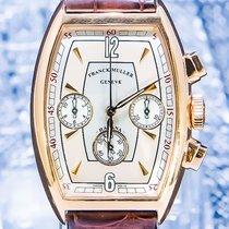 Franck Muller Rose gold Chronograph Automatic 32mm Casablanca