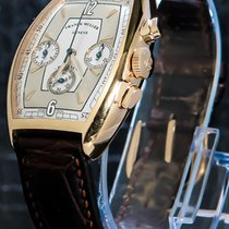Franck Muller Rose gold 32mm Automatic 5850 CC HV AT pre-owned