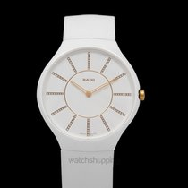 Rado True Thinline 39mm White United States of America, California, San Mateo