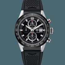 TAG Heuer Carrera Calibre HEUER 01 CAR201Z.FT6046 nieuw