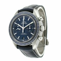 Omega Speedmaster Professional Moonwatch Titanium 44.2mm Blue United States of America, Florida, Sarasota