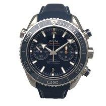 Omega 232.92.46.51.03.001 Titane 2013 Seamaster Planet Ocean Chronograph occasion