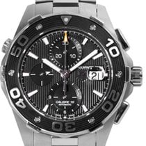 TAG Heuer Aquaracer 500M Steel 44mm